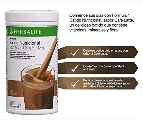sabores de batidos herbalife perdida de peso